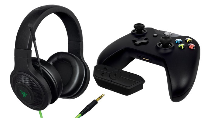 how to use razer kraken pro on xbox one