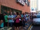 Oferta de cursos para desempregado gera fila no Centro de Piracicaba, SP