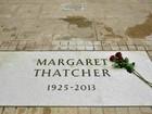 Cinzas de Margaret Thatcher são enterradas em hospital londrino