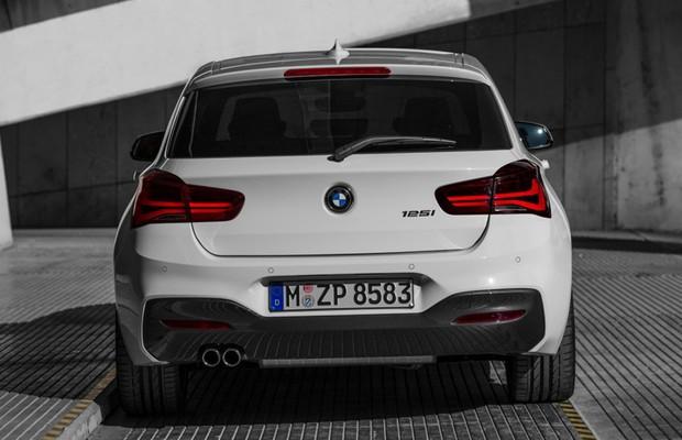 BMW Serie 1 (Foto: Divulgação)