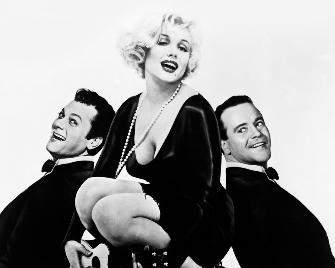 Quanto mais Quente Melhor (1959) (Foto: Divulgao)