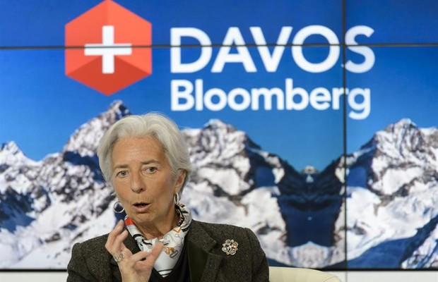 Christine Lagarde (Foto: Agência EFE)