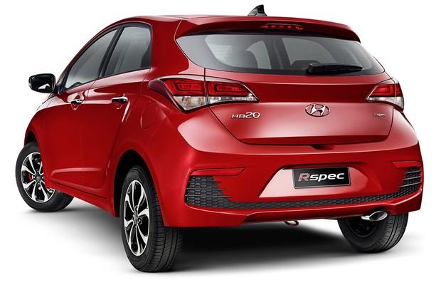 Hyundai Hb20 R Spec Chega Por R 53 895 Auto Esporte