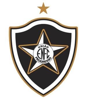 Novo escudo do Estrela do Norte (Foto: Reprodução)