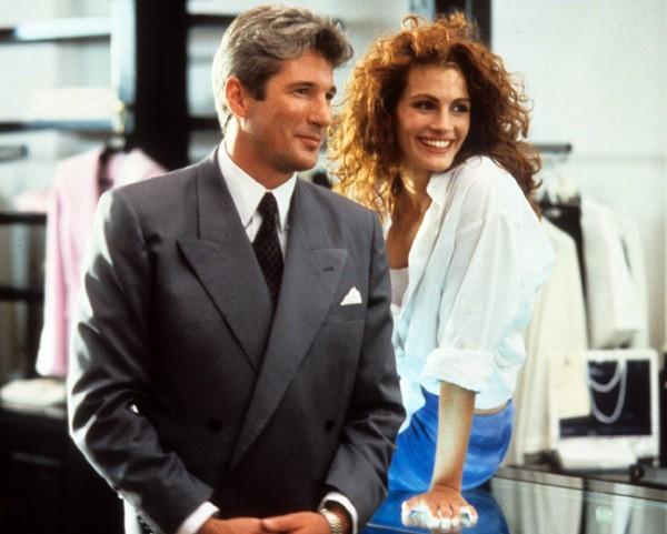 Julia Roberts e Richard Gere em Pretty Woman (Foto: Divulgação)