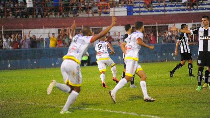 Brusque x Figueirense (Foto: Márcio Costódio/Brusque FC)