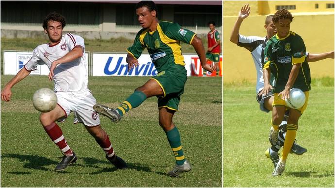 Tupy-ES já usou camisas verdes em 2006 e 2008 (Foto: Arquivo/Cedoc/A Gazeta)