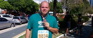 Editor do G1 RN conta em blog sobre preparação para correr 21km (Arquivo Pessoal)