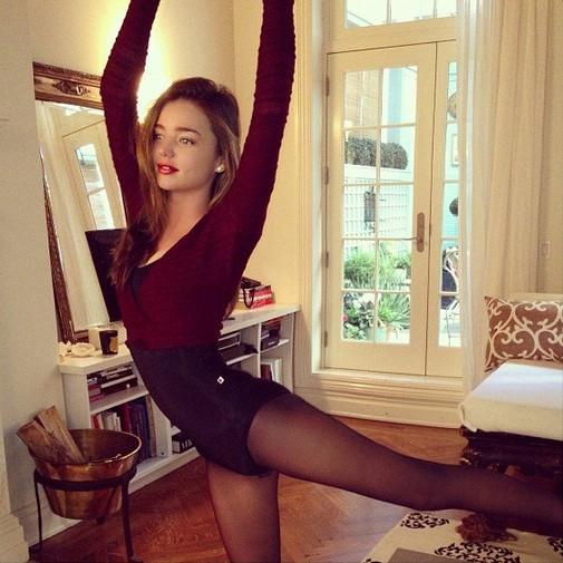 Miranda Kerr (Foto: Instagram)