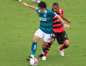 Goiás x Atlético-GO, final, Goianão (Foto: Weimer Carvalho/O Popular)
