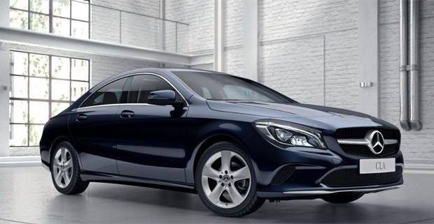 Mercedes-Benz CLA 180 (Foto: Divulgação)