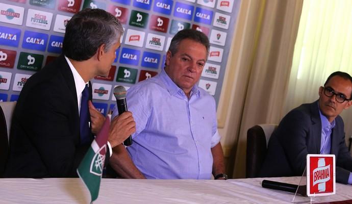 Abel Braga, Fluminense (Foto: Nelson Perez/Fluminense FC)