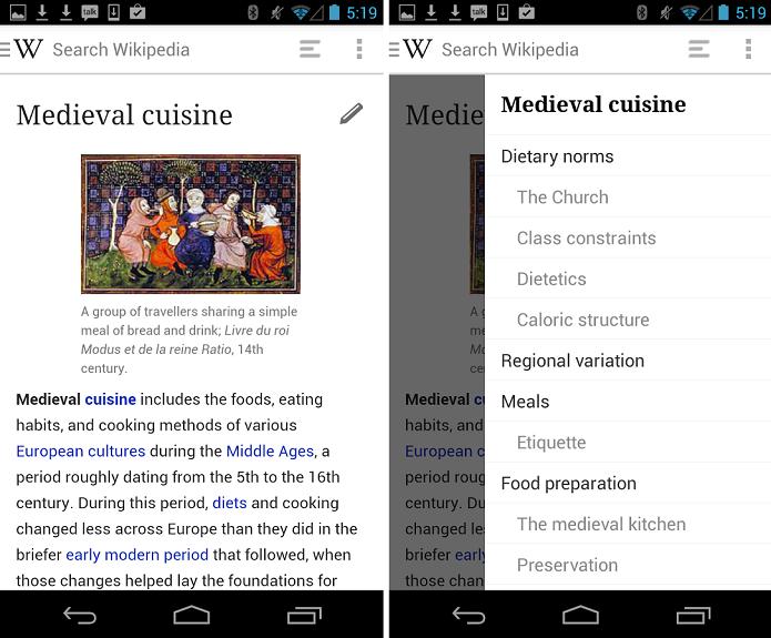 Wikipedia Beta recebeu atualização importante (Foto: Divulgação/Wikipedia)