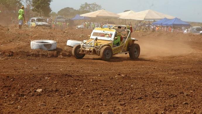 Arimar e Glênio venceram as duas categorias (Foto: Marcinho Produções/Divulgação)