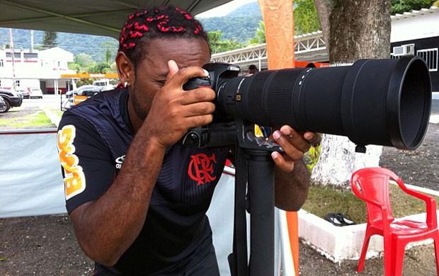 Vagner Love Flamengo (Foto: Alexandre Vidal / Fla imagem)