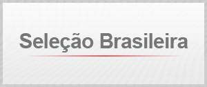 Selo Agenda Seleção Brasileira (Foto: Editoria de Arte/G1)