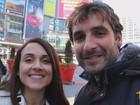 Viajante faz pedido de casamento inusitado durante 'volta ao mundo'