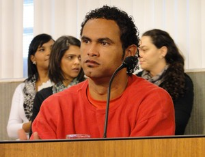 Goleiro Bruno (Foto: Alex Araújo / G1)
