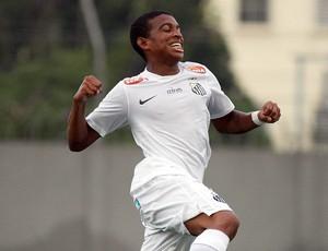 Willians - Santos Sub-17 (Foto: Pedro Ernesto Guerra Azevedo/Divulgação Santos FC)