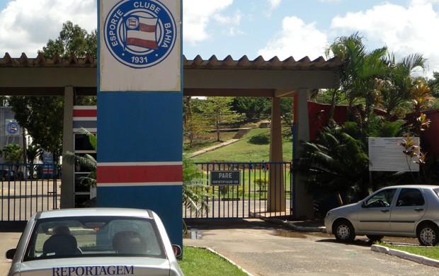 Bahia treino (Foto: Raphael Carneiro/Globoesporte.com)