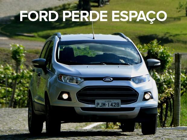 Ford EcoSport (Foto: Divulgação)