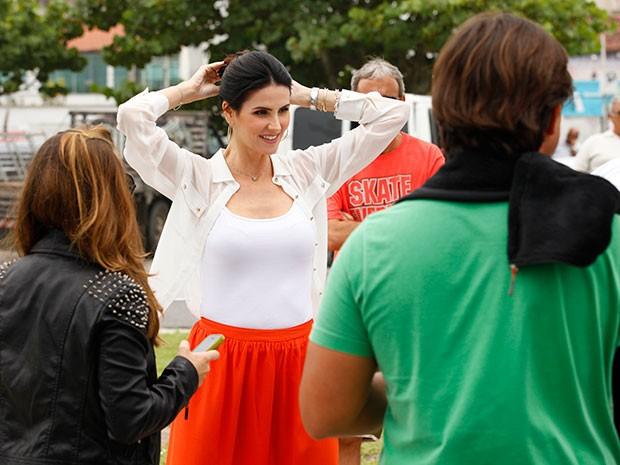 Lisandra Souto (Foto: Salve Jorge/TV Globo)