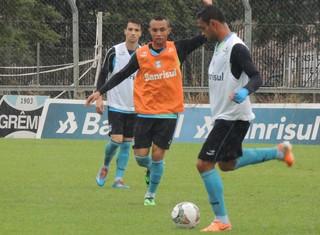 Werley treino Olímpico (Foto: Paula Menezes/GloboEsporte.com)