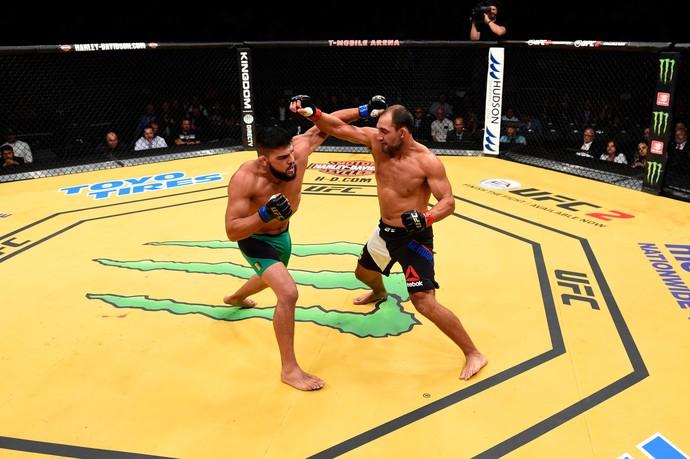 Kelvin Gastelum, Johny Hendricks, UFC 200, MMA (Foto: Getty Images)