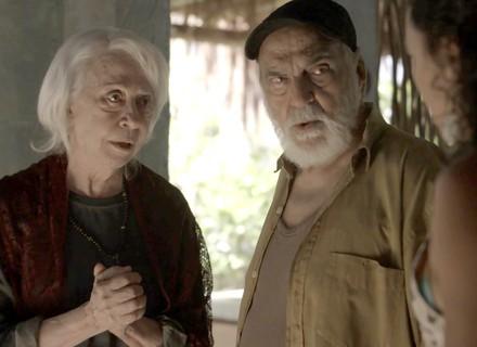 Mercedes manda Cleo ficar longe de Mariano: 'Ele pode não ser bom pra você'