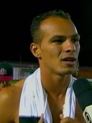 Edmar Damião espera que irmão seja campeão pelo Inter (Foto: Reprodução/TVCA)