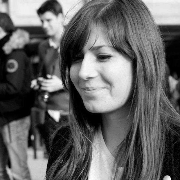 A jovem Nathalie Lepaffe, que criou o Tumblr como um trabalho para a faculdade de publicidade (Foto: Reprodução / Facebook)