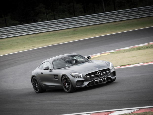 Mercedes-AMG GT (Foto: Divulgação)