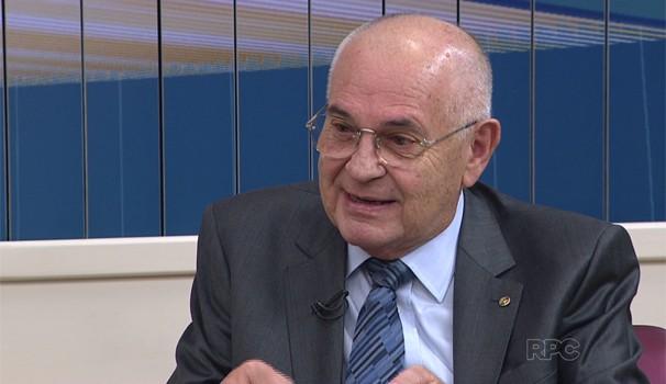 Consultor Bernt Entschev dá dicas de como encarar uma demissão (Foto: Reprodução/RPC)