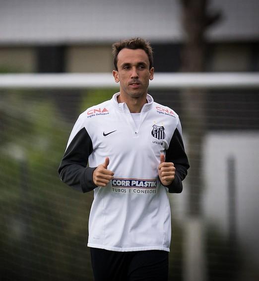 o retorno (Ricardo Saibun/ Santos FC)