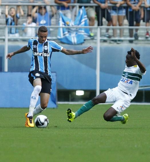 lições (Lucas Uebel/Divulgação Grêmio)