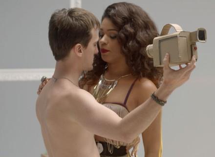 Norberto e Clóvis têm fantasias sensuais com Valeska