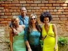 Após briga, Beyoncé reúne a família: 'Minha família, minha vida'