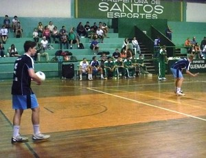 Andee/Santos, vôlei masculino sub-19, Campeonato Paulista  (Foto: Divulgação / Zerri Torquato)