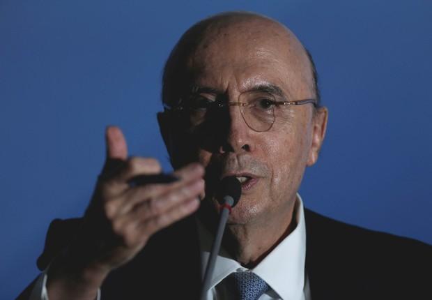 O ministro da Fazenda, Henrique Meirelles. (Foto: Ueslei Marcelino/Reuters)