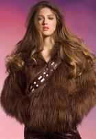 Xô, frio! Loja lança casaco inspirado em Chewbacca, de 'Star Wars'