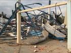 Cerca de 800 mil foram afetados por efeitos de tornado e vendavais em SC
