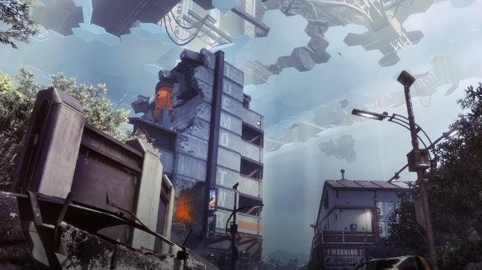 Titanfall 2: estude bem cada mapa (Foto: Reprodução / Thomas Schulze)