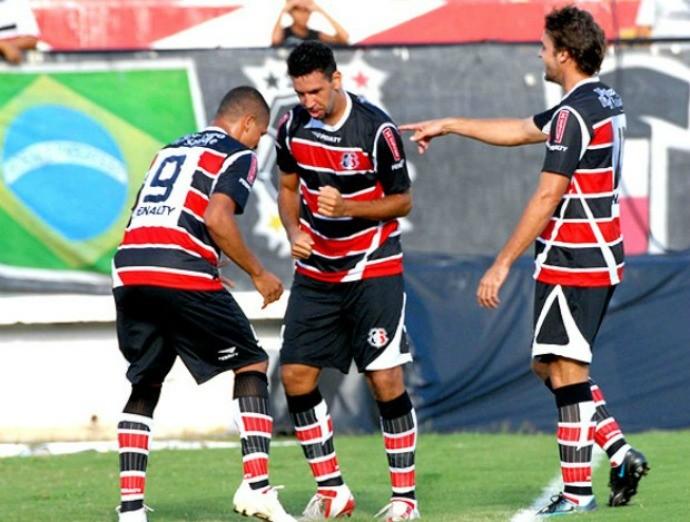 Thiago Matias; Santa Cruz (Foto: Agência Estado)