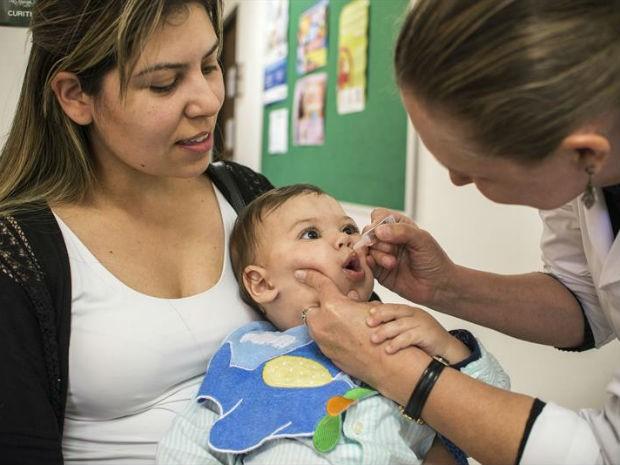 Campanha de vacinação começa neste sábado (15)  (Foto:  Gabriel Rosa/SMCS)