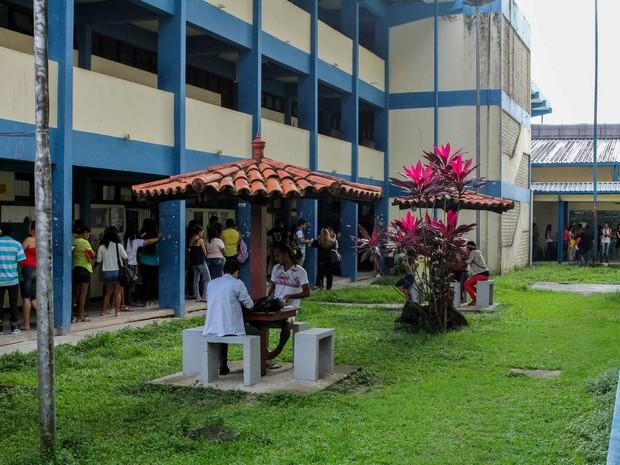 Interessados em concorrer às vagas deverão apresentar documentos ao Centro de Ciências Sociais e Educação (CCSE) da Uepa, em Belém. (Foto: Divulgação/Agência Pará)