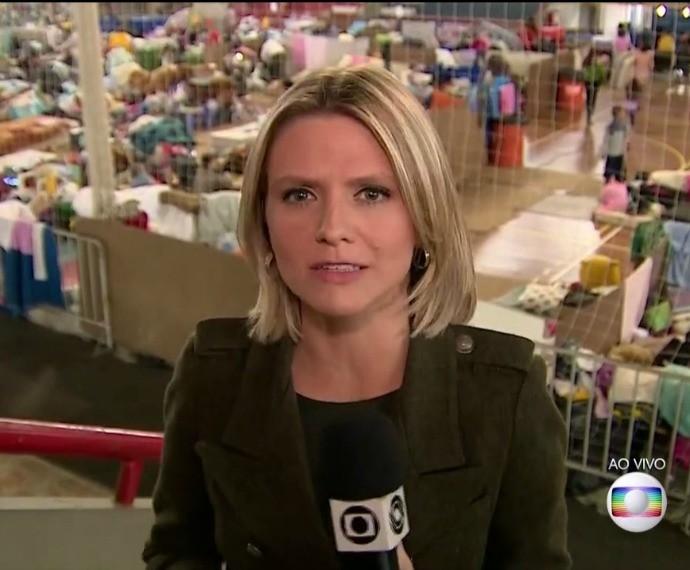 Nathalia Fruet  (Foto: Reprodução/RBS TV)