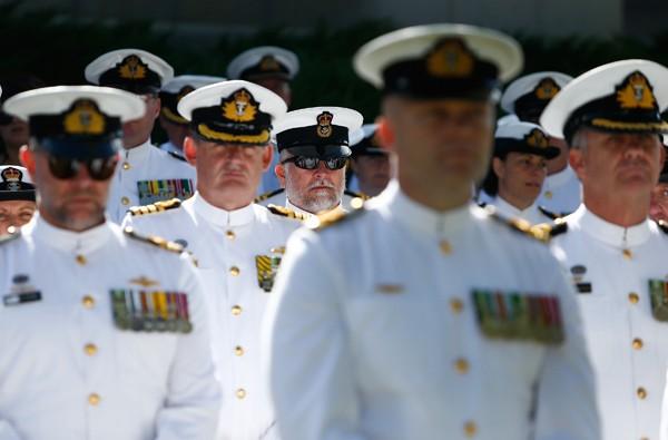 Marinha australiana é acusada de usar estupros como rito de passagem (Foto: Getty Images)