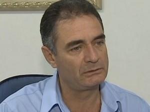 Prefeito de Aparecida, Ernaldo Marcondes (Foto: Reprodução/TV Vanguarda)
