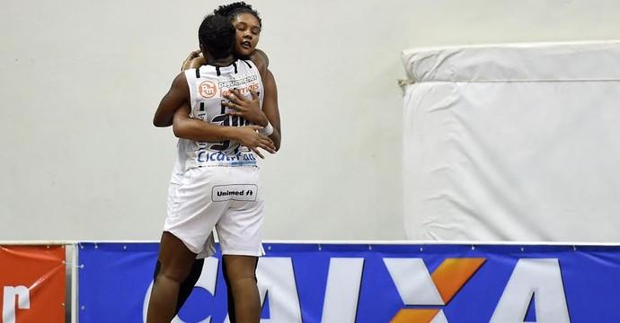 Corinthians/Americana, basquete (Foto: Gaspar Nóbrega/Inovafoto)