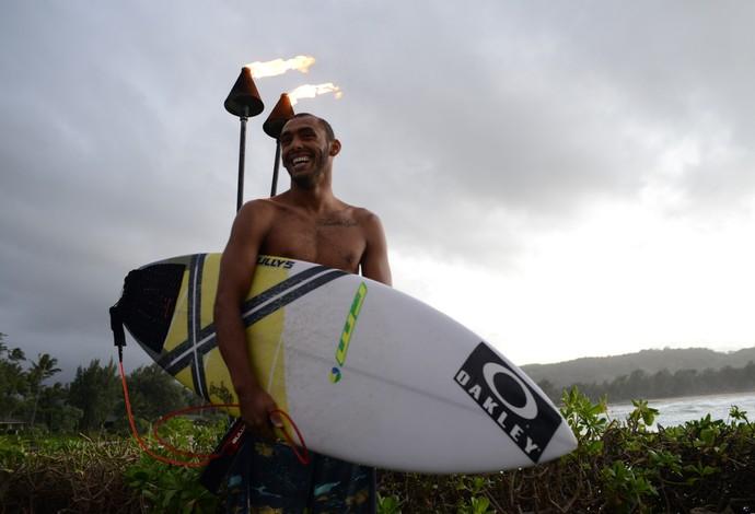 Jadson André espera bom resultado em Pipeline para fechar ano no top 16 (Foto: Pedro Gomes Photography)